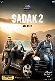 Sadak 2 (2020) (WEB-HD Rip) - New BollyWood Movies