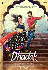 Dhadak (2018) (HD Rip) - New BollyWood Movies