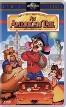 An American Tail (1986) (HDTV) - Cartoon Dubbed Movies