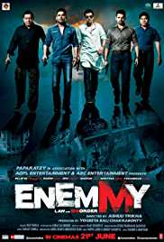 Enemmy (2013) (DVD Rip)