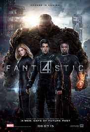 Fantastic Four (2015) (BluRay)