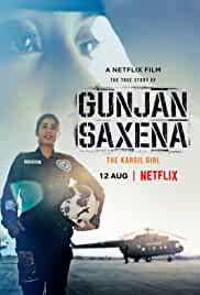 Gunjan Saxena The Kargil Girl (2020) (WebRip) - New BollyWood Movies