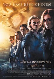 The Mortal Instruments City of Bones (2013) (BluRay)