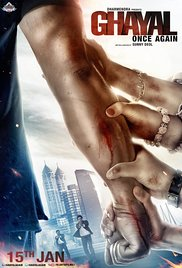 Ghayal Once Again (2016) (BluRay)
