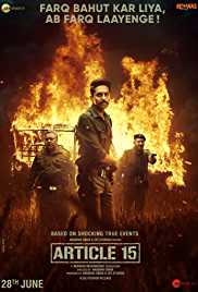 Article 15 (2019) (WEB-HD Rip)