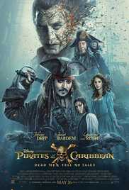Pirates of the Caribbean Dead Men Tell No Tales (2017) (BluRay)