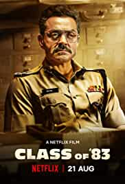 Class of '83 (2020) (WebRip) - New BollyWood Movies