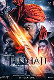 Tanhaji The Unsung Warrior (2020) (WebRip) - New BollyWood Movies