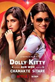 Dolly Kitty Aur Woh Chamakte Sitare (2020) (WEB-HD Rip) - New BollyWood Movies