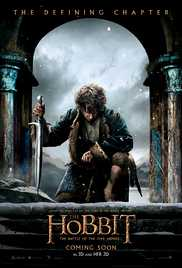 The Hobbit - The Battle of the Five Armies (2014) (BRRip)