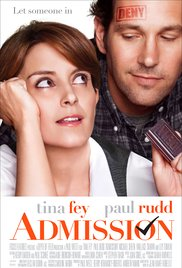 Admission (2013) (BluRay)