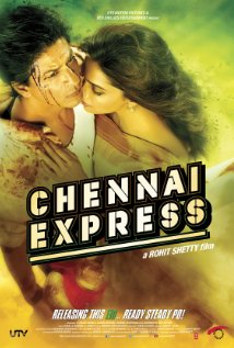 Chennai Express (2013) (BluRay)