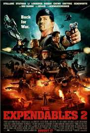 The Expendables 2 (2012) (BRRip)