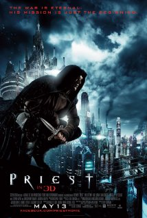 Priest (2011) (DVD)