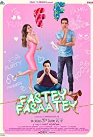 Fastey Fasaatey (2019) (WEB-HD Rip) - New BollyWood Movies