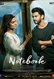 Notebook (2019) (WEB-HD Rip) - New BollyWood Movies