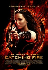 The Hunger Games Catching Fire (2013) (BRRip)
