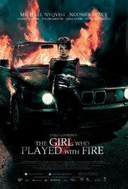 The Girl Who Played With Fire (2009) (BRRip)