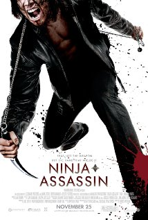 Ninja Assassin (2009) (DVD)