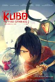 Kubo and the Two Strings (2016) (BR Rip) - Cartoon Dubbed Movies