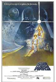 Star Wars Episode IV - A New Hope (1977) (BluRay)