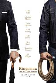 Kingsman The Golden Circle (2017) (pDVD Rip)