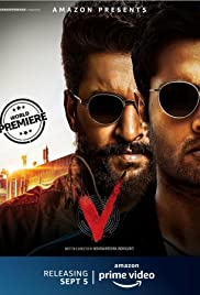 V( 2020) (WebRip) - South Indian Movies