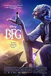 The BFG (2016) (BluRay)