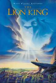 The Lion King (1994) (BluRay)